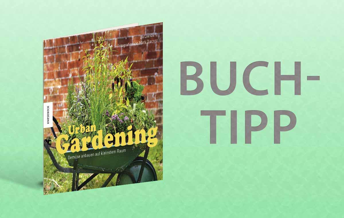 Buch Urban Gardening