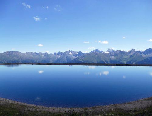 Wandern in Serfaus-Fiss-Ladis, Tirol