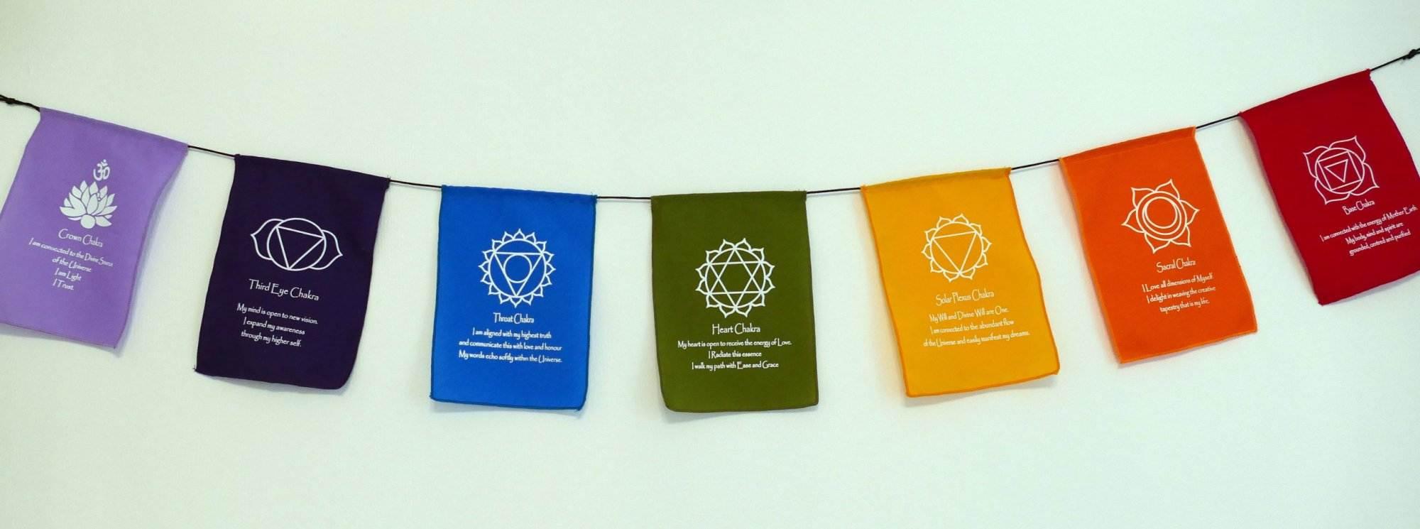 Charkra-Meditationen