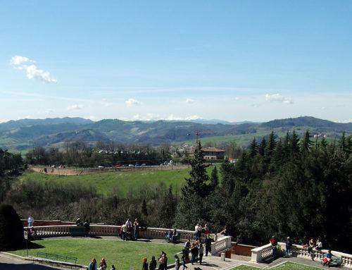 Pilgern in Bologna zur Kirche Madonna di San Luca – Emilia Romagna