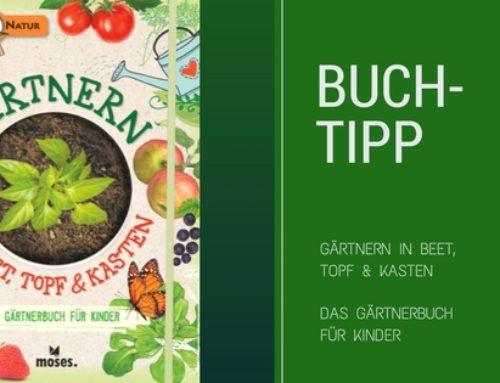 Buchtipp – Gärtnern für Kinder – Reihe Expedition Natur