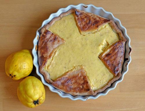 Rezept – Schneller Quittenkuchen mit Blätterteig