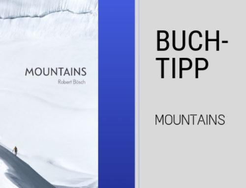 Buchtipp – Der Fotobildband Mountains