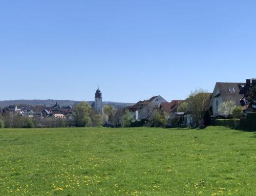 Laurentiusweg – Auf dem Pilgerweg im Taunus