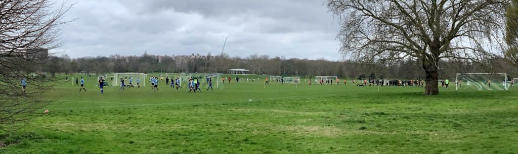 sport london park