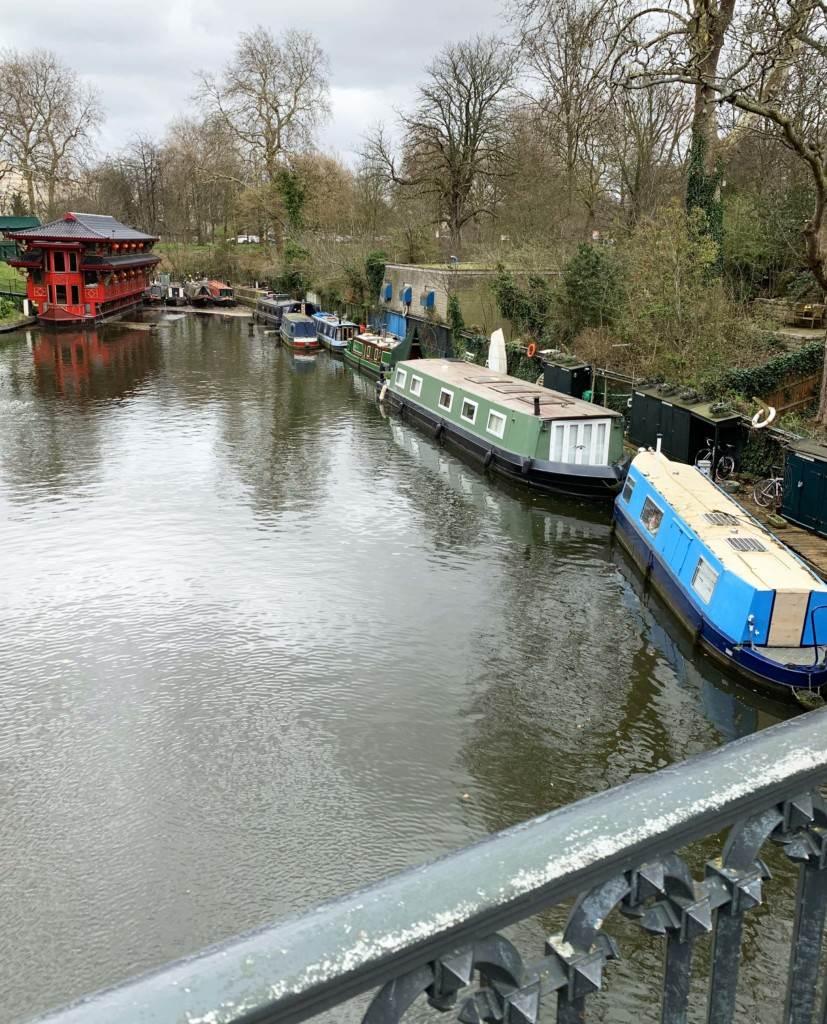 london grand union Kanal
