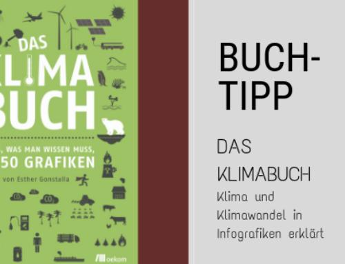 Buchtipp – Das Klimabuch – Klima und Klimawandel in Infografiken
