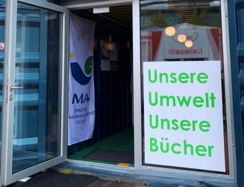 Wie nachhaltig war die Buchmesse Frankfurt 2019?