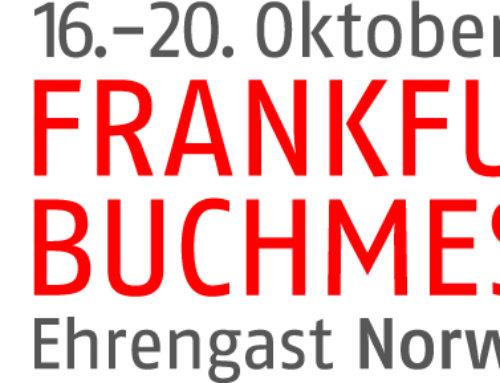 Nachhaltigkeit auf der Buchmesse Frankfurt 2019