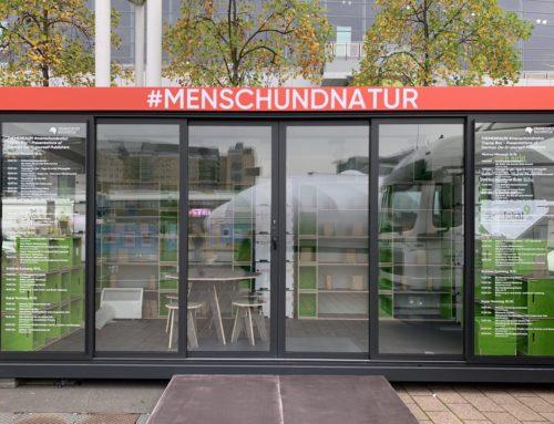 Veranstaltungen zur Nachhaltigkeit auf der Buchmesse Frankfurt 2019