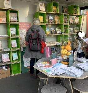 Buchmesse Frankfurt Raum Mensch und Natur