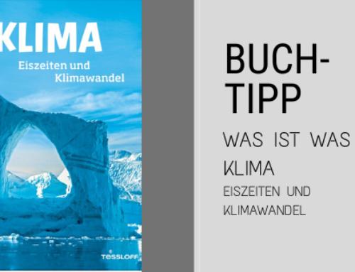 Buchtipp – WAS IST WAS – Buch KLIMA
