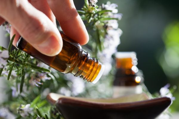 Wellness Ätherische Öle