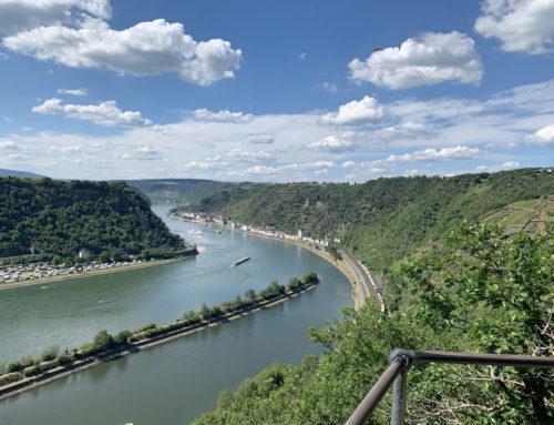 Rheinsteig – Etappe 8 von St. Goarshausen nach Kestert
