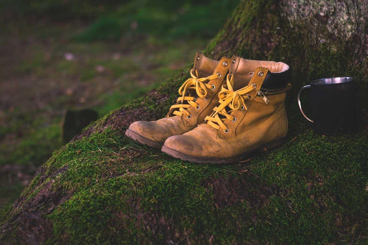 Wanderschuhe: Leder nachhaltig pflegen